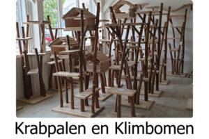 Krabpalen & Klimbomen